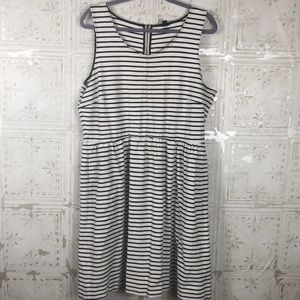 J Crew | Striped Dress